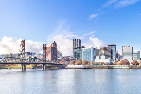 Photo of Portland Oregon